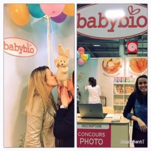 MummyBenti SalonBaby avril 2016 Babybio