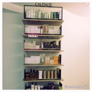 Blog Mummybenti babillages caudalie vinoperfect 2