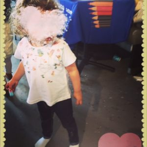 Blog MummyBenti Giotto Creative Blog Day 3