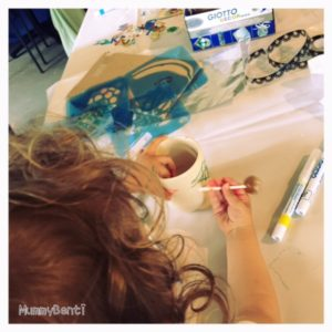 Blog MummyBenti Giotto Creative Blog Day 5