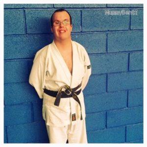 Blog mummybenti judo pêche trisomie 21 sport adapté ceinture noire 2