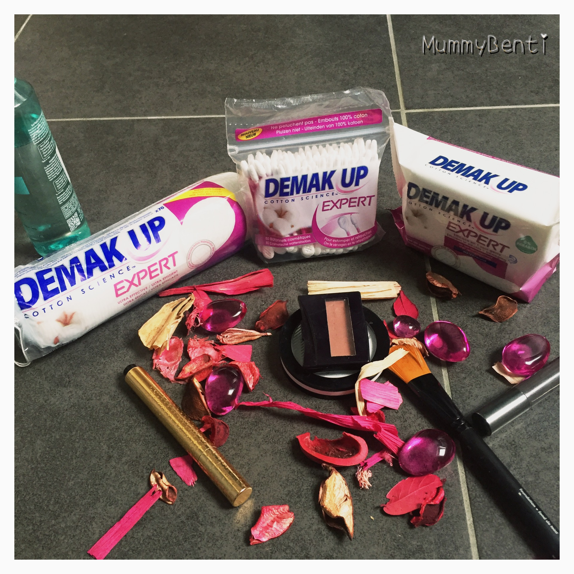 blog mummybenti trnd demak up expert coton beauté