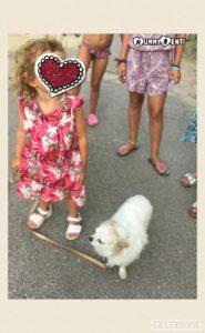 Blog MummyBenti C'était bien c'était chouette vacances Marseillan chiwuwa Précieuse