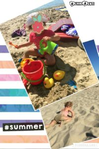 Blog MummyBenti C'était bien c'était chouette vacances Marseillan Plage Précieuse