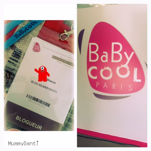 Blog MummyBenti Salon Baby Cool 2016