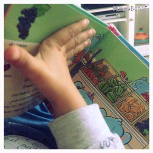 Tibi mange de tout Fleurus éditions lecture Précieuse blog MummyBenti 2