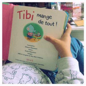 Tibi mange de tout Fleurus éditions lecture Précieuse blog MummyBenti 3