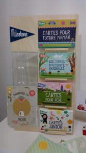 Blog MummyBenti Pop Toscanne Milestone cards