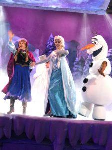 Blog MummyBenti La Reine des Neiges Précieuse Disney Eurodisney Elsa et Anna passion d'enfant 3