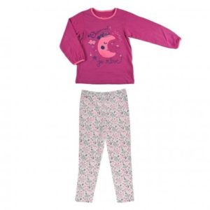 pyjama-fille-manches-longues-petite-lune