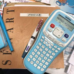 blog mummybenti article trnd étiqueteuse P-touch H-100LB #PensezAEtiqueter 3