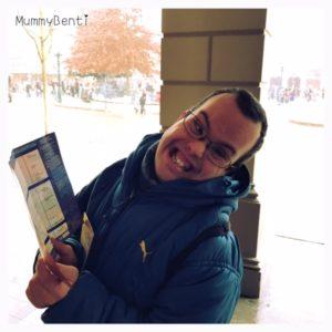 Une bonne journée glacée mais enjouée à EuroDisney Blog MummyBenti Mickey Noël 2