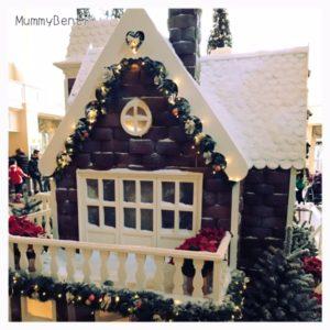 Une bonne journée glacée mais enjouée à EuroDisney Blog MummyBenti Mickey Noël 3