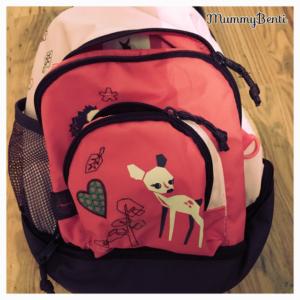 Blog MummyBenti Lässig Mini sac à dos Little Tree - Biche Réf. d'article : LMBP1152 Mini sac à dos Little Tree - Biche 3