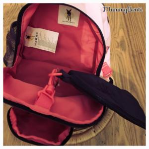 Blog MummyBenti Lässig Mini sac à dos Little Tree - Biche Réf. d'article : LMBP1152 Mini sac à dos Little Tree - Biche 2