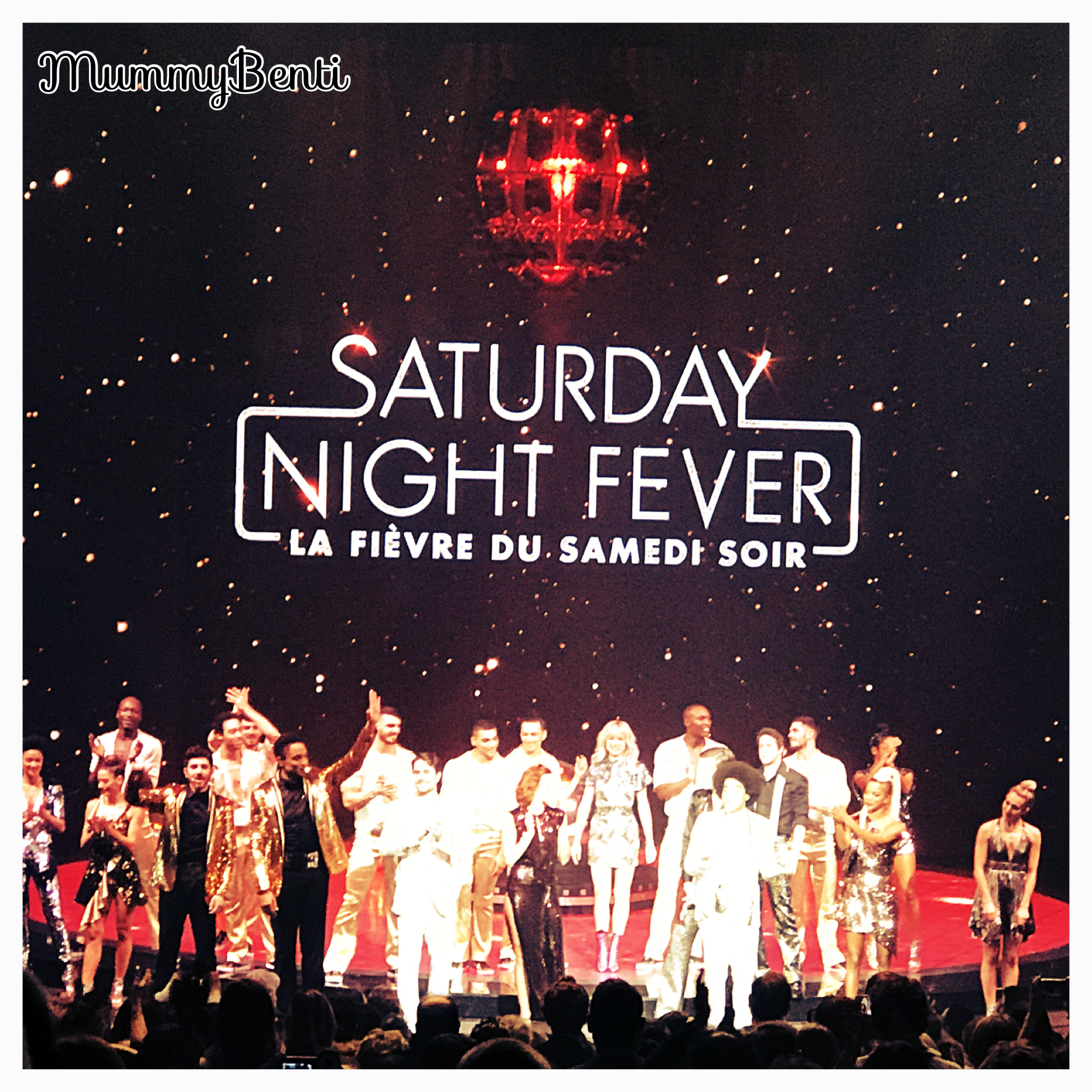 Blog MummyBenti, comédies musicales, sorties en famille, anniversaire, saturday night fever