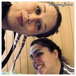 Salon Baby mars 2017 Blog MummyBenti avec Bébé Chat'Stuces