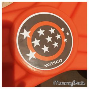 Blog MummyBenti Wesco moto Magic Précieuse draisienne moto jeu d'enfant