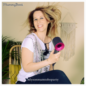 Blog MummyBenti Mum-to-be Party Feel Good @ Home Dyson Supersonic