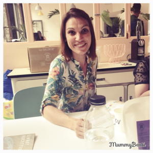 Blog MummyBenti Mum-to-be Party Feel Good @ Home Galipoli fabrique créatrice