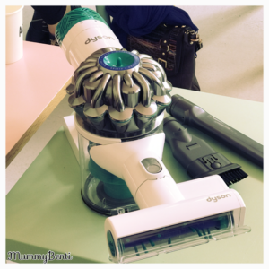 Blog MummyBenti Mum-to-be Party Feel Good @ Home Dyson V6 Mattress