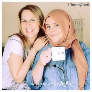 Blog MummyBenti Mum-to-be Party Feel Good @ Home Phtobooth Mlle Petit Pois