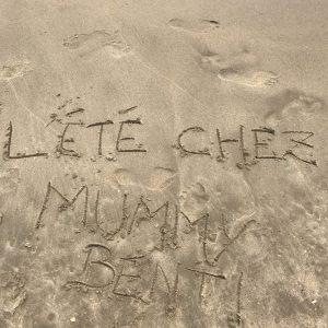 Blog MummyBenti, L'été des blogueuses, l'été chez MummyBenti, collaboration blog c'est quoi ce bruit