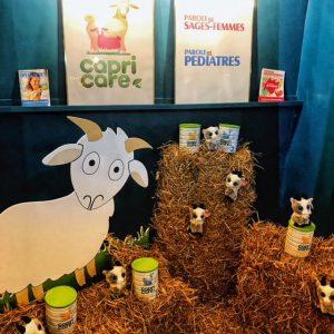 Blog MummyBenti, Article Capricare, formule infantile au lait de chèvre, Parole de Mamans