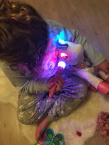 Blog MummyBenti Mila ma licorne maquillage magique VTech, Noël 2018