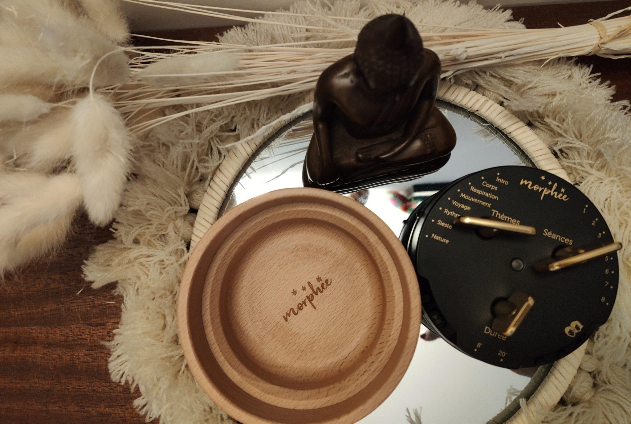 Blog MummyBenti, Morphée box de méditation