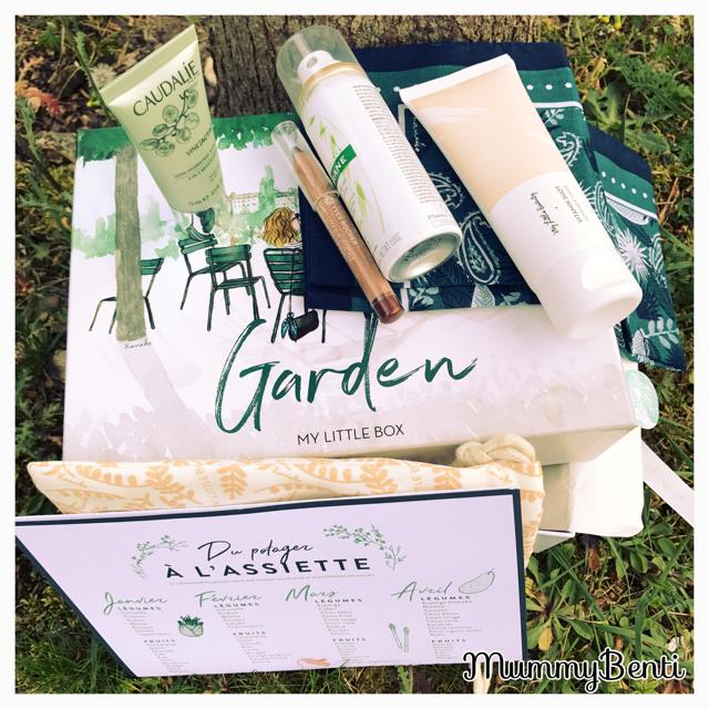 Blog MummyBenti My little Box My Little Garden Box Avril 2017