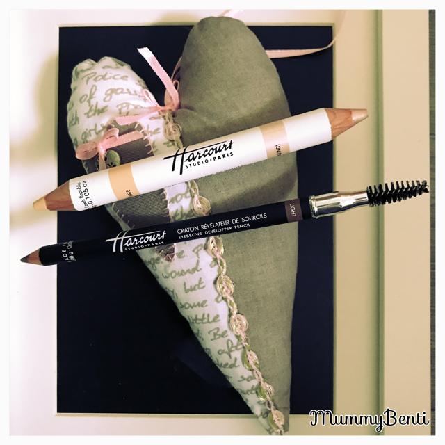 Blog MummyBenti Maquillage sourcils Harcourt Studio TheBeautyLounge 1