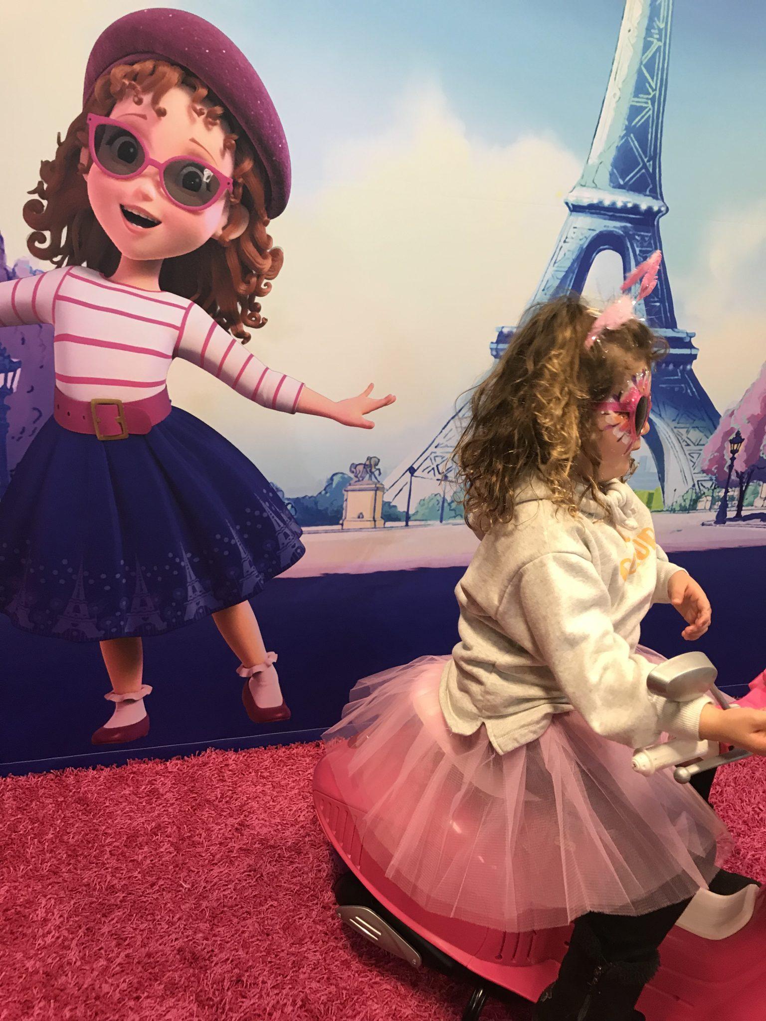Blog MummyBenti Disney Junior Fancy Nancy Clancy